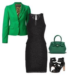 """Dress For Success"" by carlafashion-246 ❤ liked on Polyvore featuring Dolce&Gabbana, White House Black Market and 10 Crosby Derek Lam"