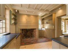 Gorgeous restored kitchen