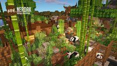 Minecraft Garden, Minecraft Farm, Minecraft Cottage, Cute Minecraft Houses, Minecraft Plans, Minecraft House Designs, Minecraft Survival, Minecraft Construction, Minecraft Tutorial