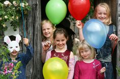 How To Make Children Parties Amazingly Fun For Everyone