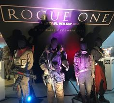 Another 'Rogue One: A Star Wars Story' Costume Spotted at Nuremberg Toy Fair