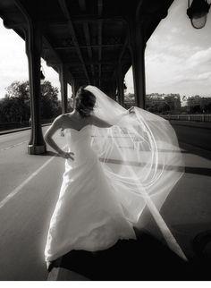 Robe de mariée Olivier Portais Paris