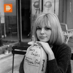 Happy Birthday zum 70., France Gall! #dlfkultur #francegall #onthisday