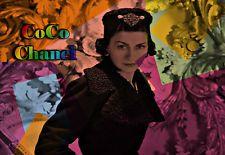 Art CoCo Chanel  Haute Couture Paris  popart  Poster Print