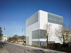 NS-Dokumentationszentrum in München von Georg Scheel Wetzel Architekten