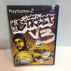 NBA Street for Playstation 2 20 on Mercari Playstation 2, Nba, Nintendo, Street, Tracking Number, Popular, Games, Popular Pins, Gaming