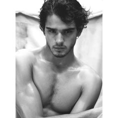 Marlon Teixeira by Andrea Vecchiato | Homotography ❤ liked on Polyvore featuring marlon teixeira, guys, people and boys