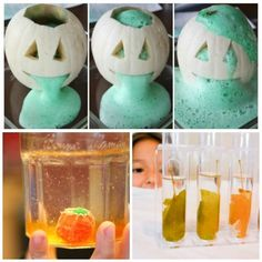 We love Science! We love Fall! Whenever we combine the two my kids are always THRILLED. Here are 20super cool experiments for Fall that your kids are sure to LOVE!   Fall Science for KidsFor all t