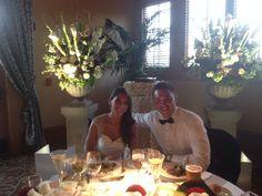 Chance & Chelsea's Wedding. La Rinconada CC 8/2/14 - such a fun couple to work with!