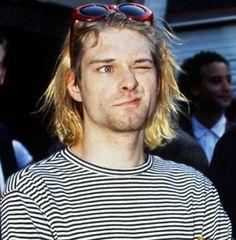 Kurt Cobain, MTV VMAs, September 2, 1993