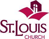 Louis Catholic School- in Catholic School, Catholic Churches, Tuscan House, School Logo, St Louis, Logo Design, Education, Logos, Schools