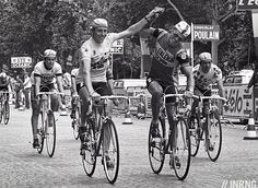 Joop Zoetemelk & Gerrie Knetemann - Tour de France 1980