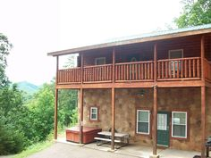 Cabin+vacation+rental+in+Pigeon+Forge+from+VRBO.com!+#vacation+#rental+#travel+#vrbo