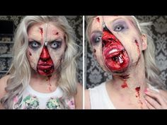 ♡ Ugly Zombie Unzipped SFX Tutorial ♡ Halloween!