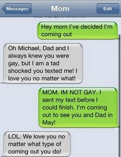 27 Of The Funniest Texts Ever Sent Between Parents And Their Children. Hilarious!