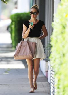 celebstarlets: 6/18/14 - Lauren Conrad out for lunch in West...