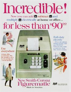 Vintage Office Advertisements of the 1960s (Page 3)
