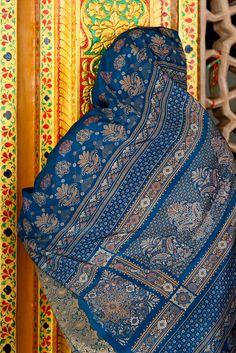 Dargah of Hazrat Nizamuddin Auliya | Delhi, India by marcusfornell on Flickr.    ornate & lovely.