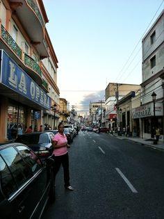 Calle Del SOL at Santiago de los Caballeros