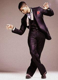 Usher (born Usher Raymond IV), singer, songwriter,