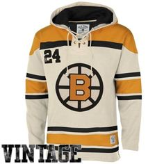 Men s Boston Bruins Old Time Hockey Stone Home Lace Heavyweight Hoodie 2e3845cde