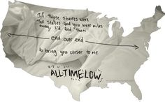 If These Sheets Were The States-All Time Low