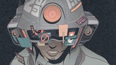 This Illustrator Is Making a Sci-Fi Drawing Every Single Day for a Year - Creators