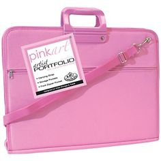 Royal Langnickel Pink Art Artist Portfolio Case at HSN.com.