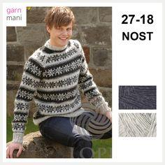 18198118 De 7 bedste billeder fra Bøger om nordisk strik i 2014 | Crochet ...