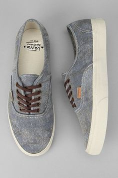 Vans California Stained Authentic Sneaker
