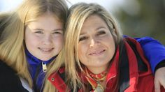 In het Oostenrijkse skioord Lech heeft de Nederlandse koninklijke familie naar jaarlijkse gewoonte geposeerd voor de verzamelde pers. Naast het koningspaar met kinderen, was ook prinses Beatrix van de partij.