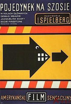 Duel / Pojedynek na szosie. Dir. Steven Spielberg. 1971. Spielberg's debut. Magnificent thriller.
