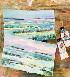 Low Country Landscapes | Laura Trevey Original Art