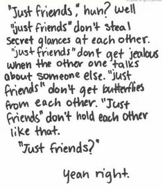friends quotes & We choose the most beautiful Yeah just friends shannon for you.Yeah just friends shannon most beautiful quotes ideas The Words, Just Friends Quotes, Guy Friend Quotes, Not Just Friends, That One Person Quotes, Broken Friends Quotes, Best Friend Love Quotes, Guy Best Friend, Mood Quotes