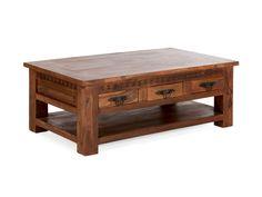 Couchtisch-Rustic-1-120x70-mit-3-Schueben-aus-Palisanderholz