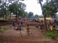 Sunday Village Market (Haat), Dantewada, Bastar