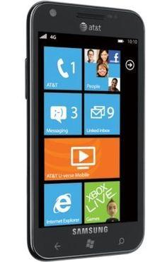 Bargain Unlocked Samsung Focus S i937 Windows Phone (AT & T)