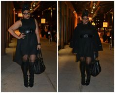 Check out the   #ChargeWoman for April 2013 Ms. Shainna Tucker @thickgrlscloset!!