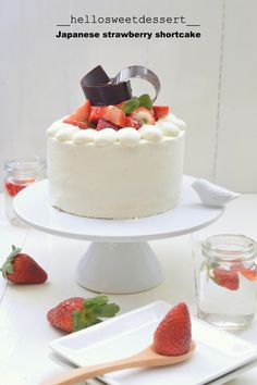 japanese strawberries shortcake1