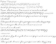 33 Best Penmanship images | Penmanship, Palmer method ...