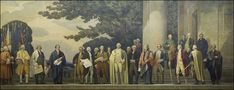 The Constitution Mural