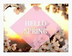 A new season a new start #springscents its-about-scent.com