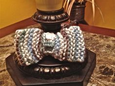 Baby boy bow tie for photography by AprilsYarnables on Etsy