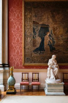 Inside Buckingham Palace's Resplendent, Never-Before-Seen Rooms - Vogue