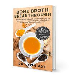 Bone broth protein - Dr. Axe http://www.draxe.com #health #holistic #natural