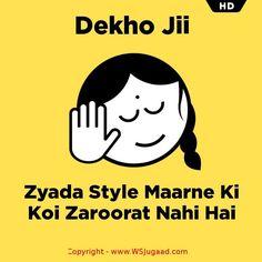 #dekhojii #dekhbhai meme's