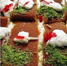 Arabic Food Recipes: Kanafeh Recipe
