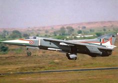 "Newly refurbished MiG-27 ""Bahadur""(valiant) of the Indian Air Force, 2004 . . ."