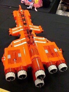 Lego spacecraft | by jonpalmer