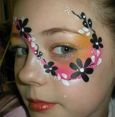 It takes hard work and dedication to organise and run a community action group that can really make a difference. The Athersley South Action Group are a great Face Painting Flowers, Face Painting Designs, Diy Face Paint, Simple Face, Floral Crowns, Face Paintings, Painting Inspiration, Flower Art, Deer